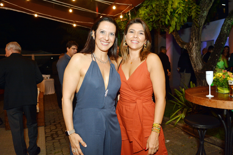 Fernanda Freire e Rivia Nearie
