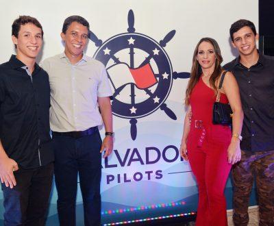 Salvador Pilots foi inaugurada com festa na Bahia Marina