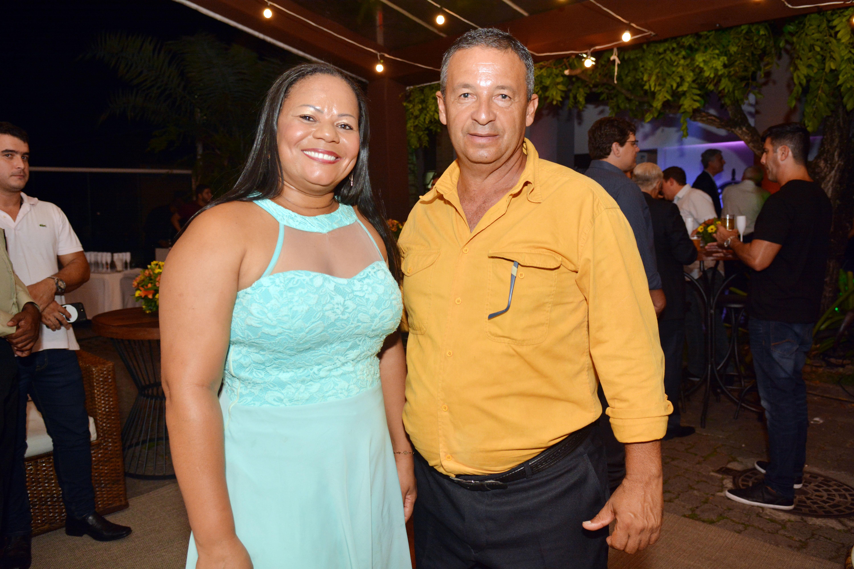 Tatiana e Renato Sacramento