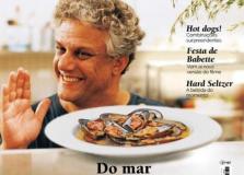 Edinho Engel é destaque na Revista Sabor