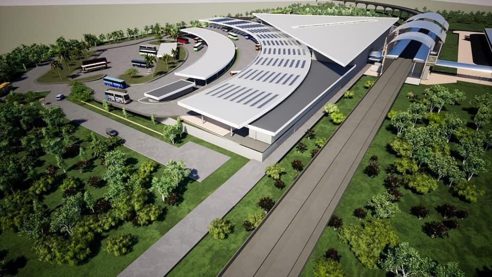 Exclusivo: confira o projeto da nova Rodoviária de Salvador - Anota Bahia