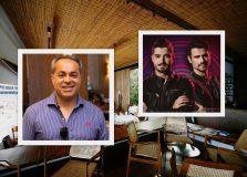 Esquenta Villa Garden reúne convidados no Restaurante Amado