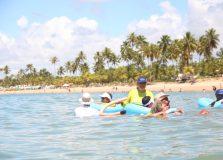 Para Praia encerra temporada recorde em Guarajuba