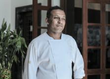 Chef Lomanto Oliveira promete novidades no menu do Restaurante Fasano