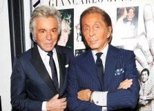 Valentino Garavani e Giancarlo Giammetti doam R$6 milhões para ajudar hospital a tratar de pacientes com Coronavírus