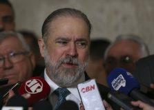 Augusto Aras pede inquérito ao STF para investigar declarações de Moro