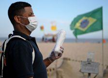 Brasil tem 2º maior número de recuperados da Covid-19 no mundo