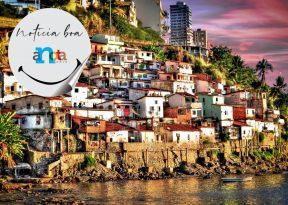Notícia boa: projeto recolhe doações para favelas de Salvador