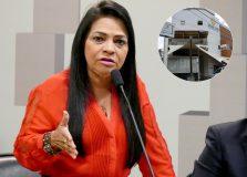 Moema Gramacho dá 48h para Hotel Malibu retirar pacientes com Coronavírus em Lauro de Freitas