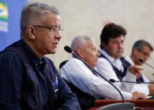 Recuo: a pedido de Mandetta, Wanderson de Oliveira continua no Ministério da Saúde