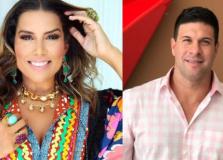 Adriana Régis recebe Márcio Sobral em live da Thereza Priore