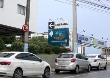 Dos 10 shoppings de Salvador, 09 estão fazendo vendas pelo drive-thru