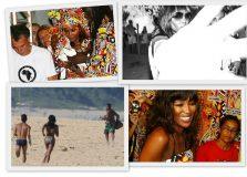 Naomi Campbell completa 50 anos: relembre suas passagens pela Bahia
