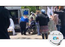 Notícia boa: último paciente deixa hospital de campanha do COVID-19 em Nova York