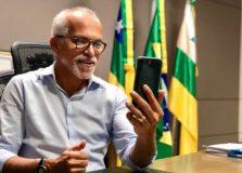 Prefeito de Aracaju testa positivo para Coronavírus