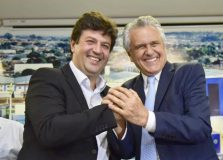 Ronaldo Caiado e Luiz Henrique Mandetta participam de Webinar do Democratas