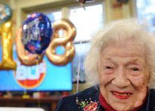 Sylvia Goldscholl: a mulher de 108 anos que vivenciou a gripe espanhola e venceu o Coronavírus