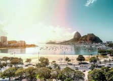 Rio de Janeiro autoriza abertura de shoppings, bares e pontos turísticos