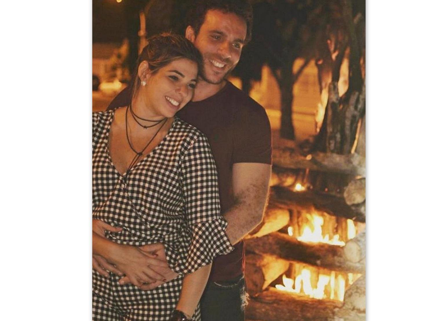 Silvana Freire e Sheldon Nuno