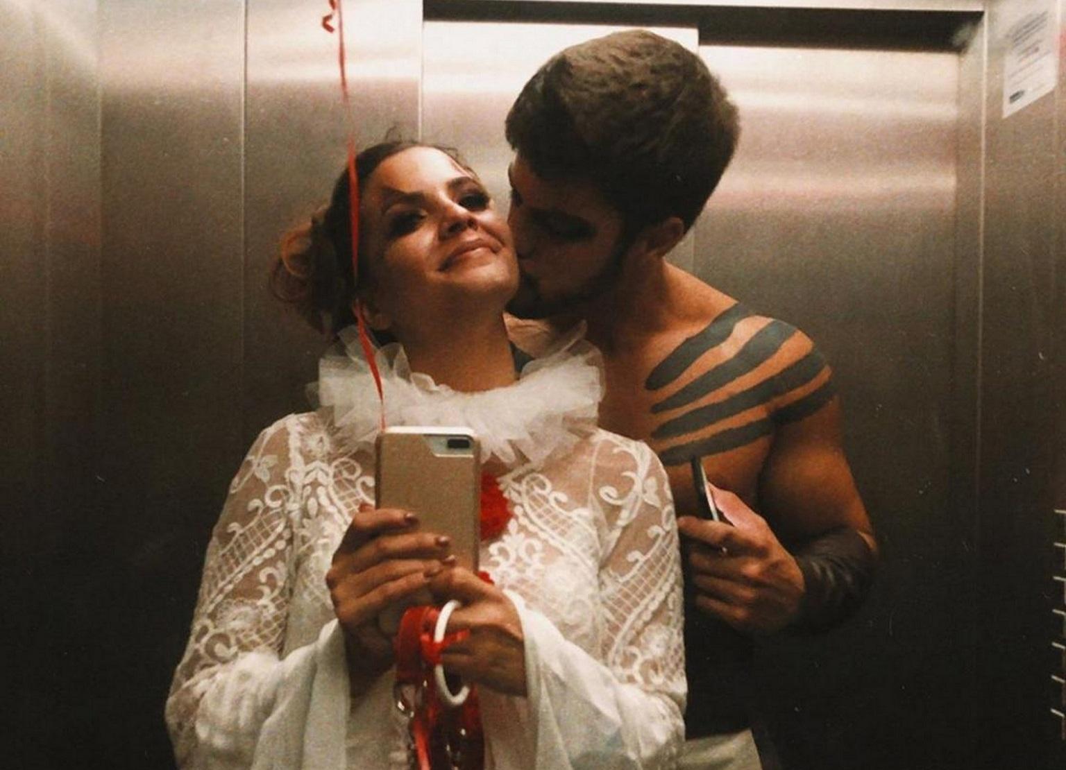 Marta Fonseca e Daniel Viana