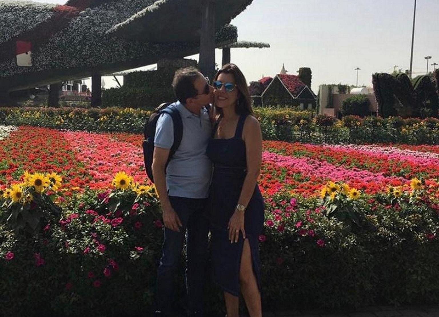 Osmilto Brandão e Lúcia Souto