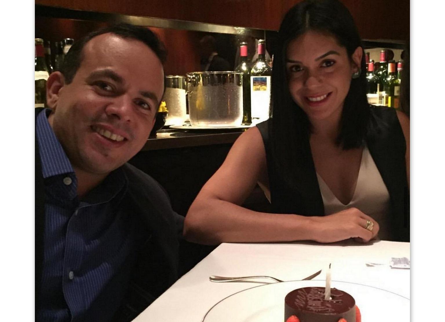 João Paulo Severo e Bárbara Dias