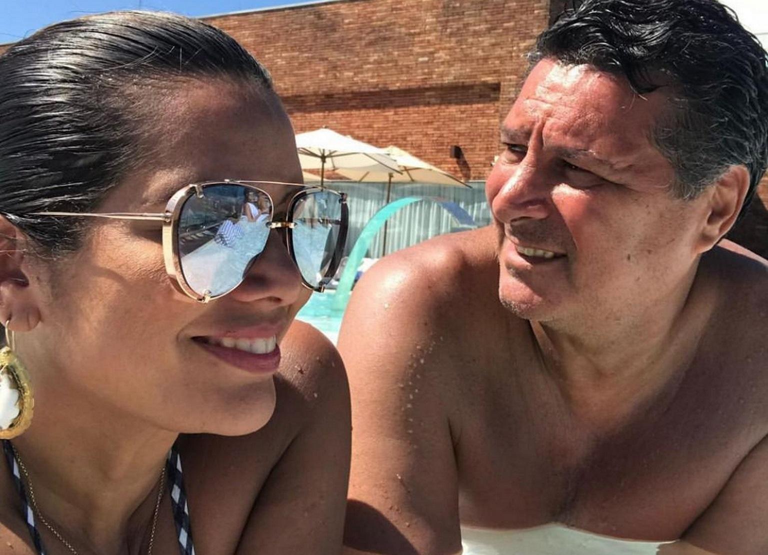 Adriana e Maurício Régis