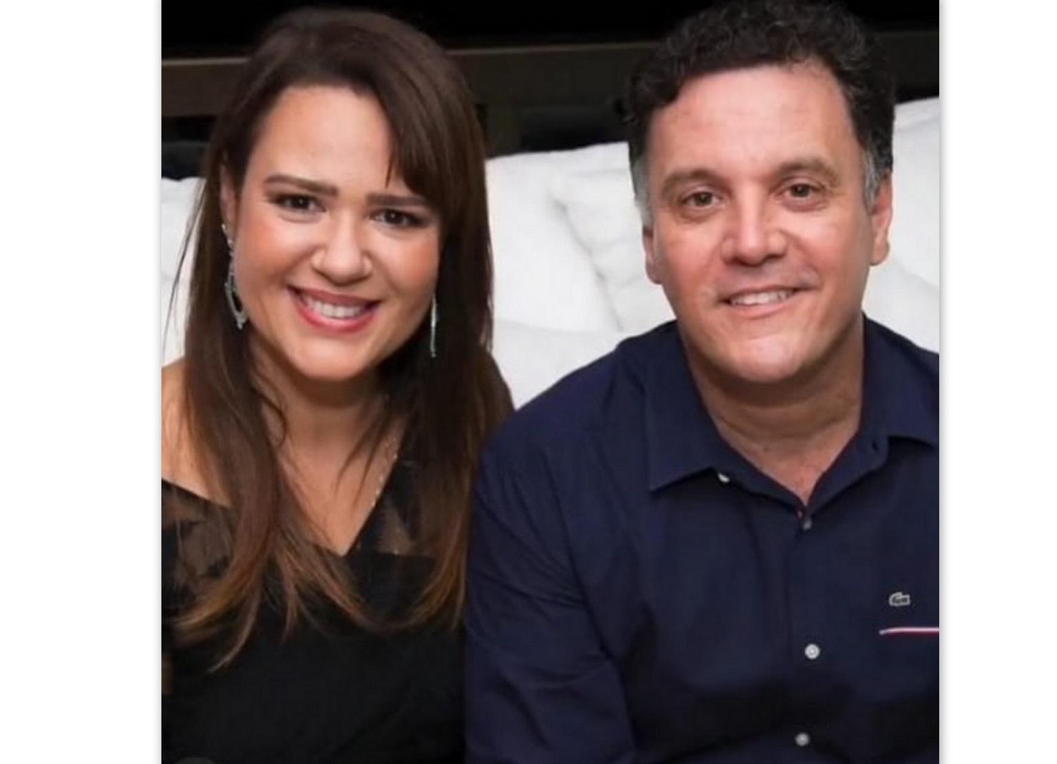 Adriana Barreto e Antônio Neto
