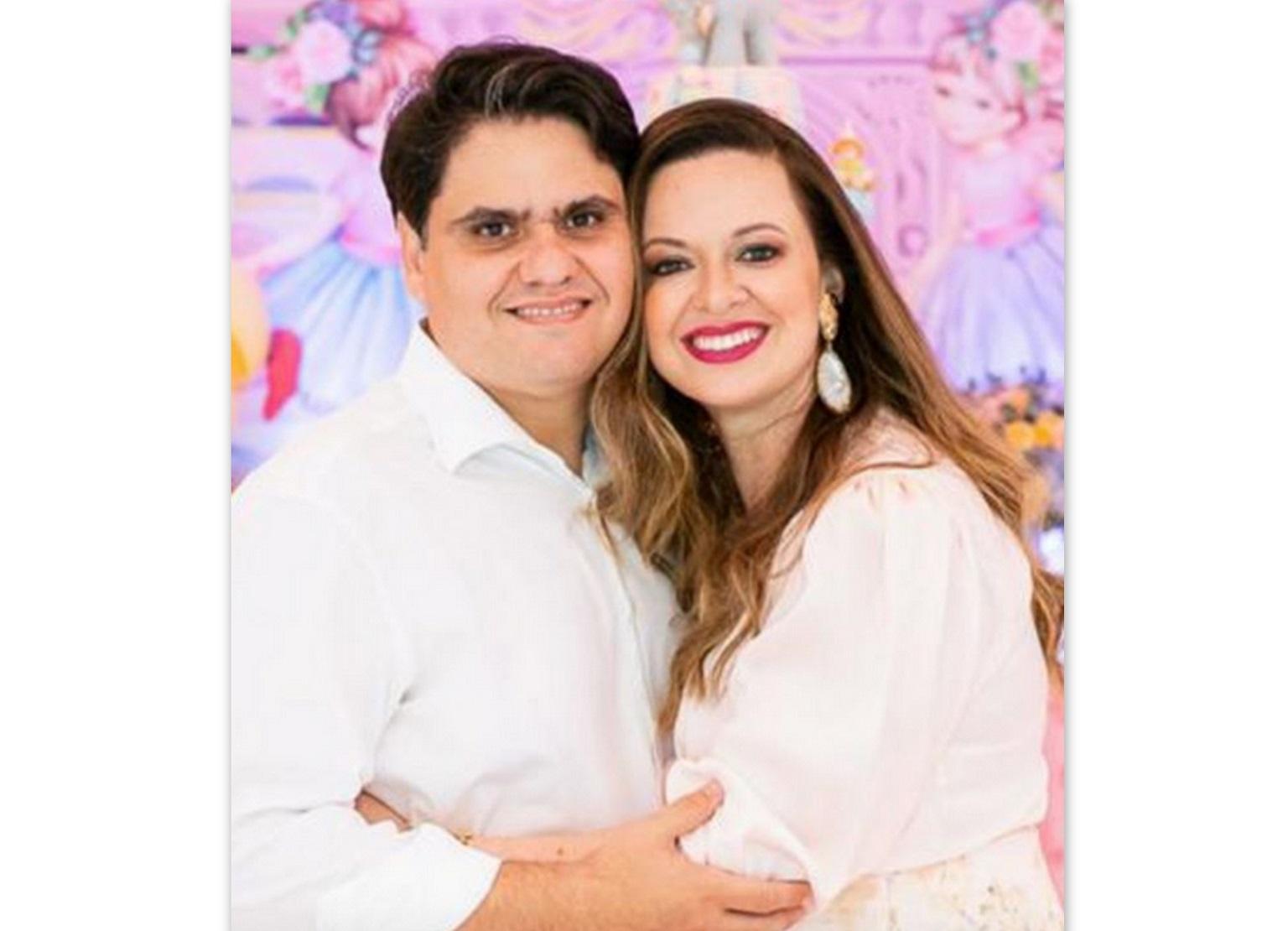 Bruno Adry e Isabela Suarez