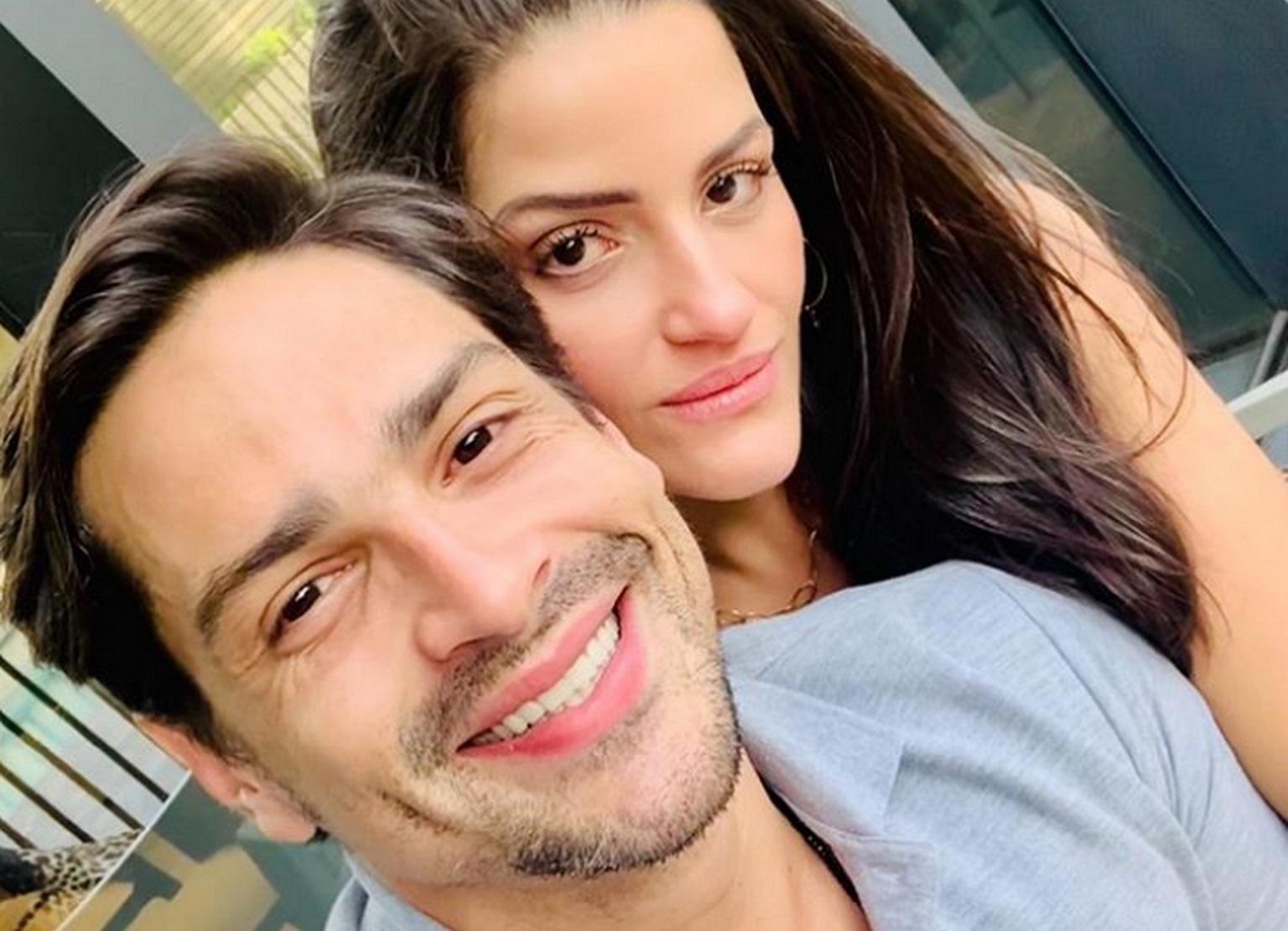 Rapha Campos e Carol Rios