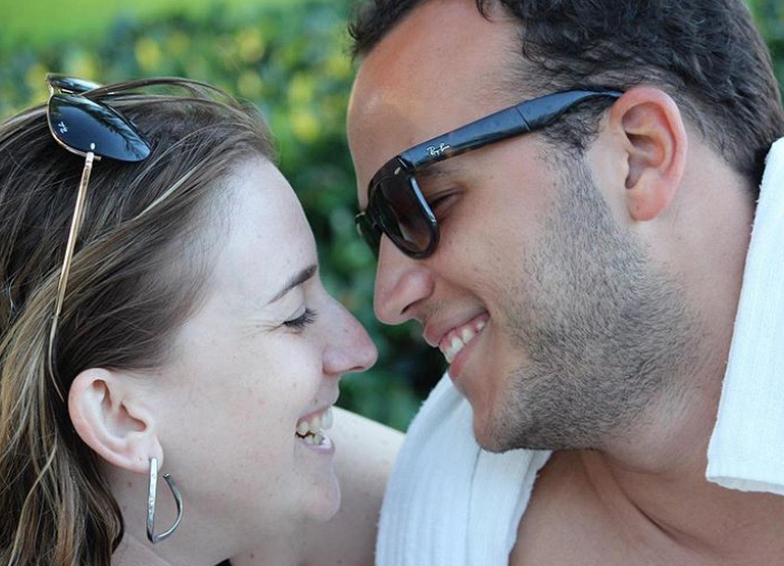 Marcela Oliva e Vico Barbosa