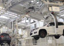 Ford anuncia retomada em fábrica de Camaçari