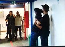 Homem invade sede da TV Globo e faz repórter de refém