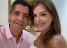 ACM Neto e Mariana Barreto ficaram noivos