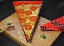 Com conceito nova iorquino, pizzaria Jumbo Slice já está em soft opening