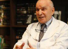 Elsimar Coutinho segue internado na UTI do Hospital Sírio Libanês