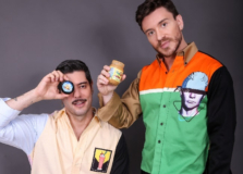 Kadu Dantas e Peter Zawel lançam marca de pasta de amendoim