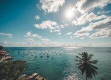 Fasano al mare oferece serviço de catering para passeio de barco em Salvador