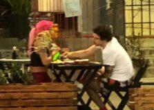 Alinne Rosa é flagrada com Davi Moraes em Salvador