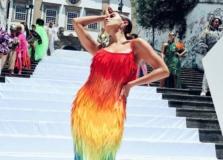 Anitta vai gravar clipe no Forte São Marcelo