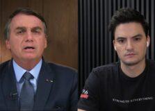 Bolsonaro e Felipe Neto integram lista da Time com as 100 pessoas mais influentes do mundo