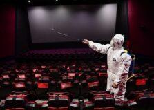 Cinemas em Salvador voltam a funcionar a partir de quinta-feira (17)