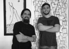 Elano e Enzo Passos participam do livro ArteGente
