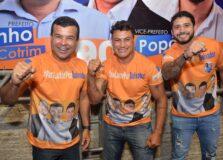 Fotos: Convenção do PROS oficializa candidatura de Celsinho Cotrim à Prefeitura de Salvador