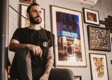 Felipe Munõz – empresário fala sobre o segmento de beleza masculina e arte aliada ao seu empreendimento