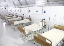Leitos para tratar pacientes com Covid-19 começam a ser desativados em Salvador