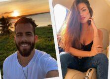 Olha eles! Pipo Marques e Laíse Leal formam o novo casal do momento