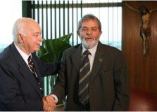 """""""ACM era o único que sabia divulgar a Bahia"""", diz Lula"""
