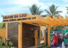 Centro Espírita Cidade da Luz faz drive-thru solidário