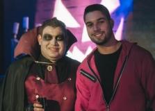 Luís Mercês Jr. comemorou aniversário com Halloween dos bons em Feira de Santana